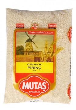Mutaş Pirinç Osmancık 2,5 Kg