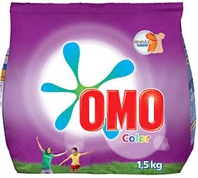 Omo Matik Çamaşır Deterjanı 1,5 Kg Color