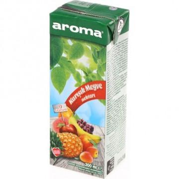 Aroma Meyve Suyu 1/5 Lt Karışık