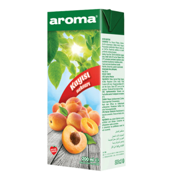 Aroma Meyve Suyu 1/5 Lt Kayısı