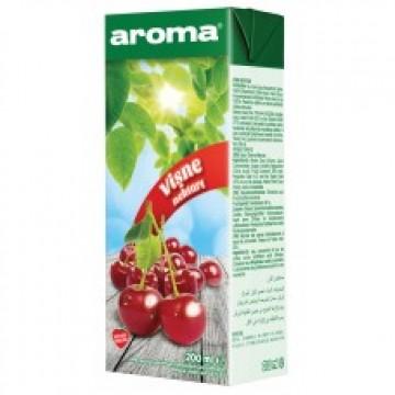 Aroma Meyve Suyu 1/5 Lt Vişne