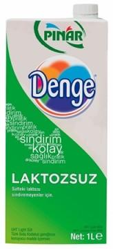 Pınar Süt 1 Lt Denge Laktozsuz Uht