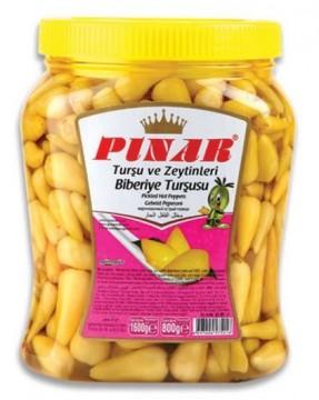 Pınar Turşu 1600 Cc Biberiye Pet
