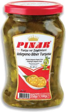 Pınar Turşu 370 Cc Biberiye Cam