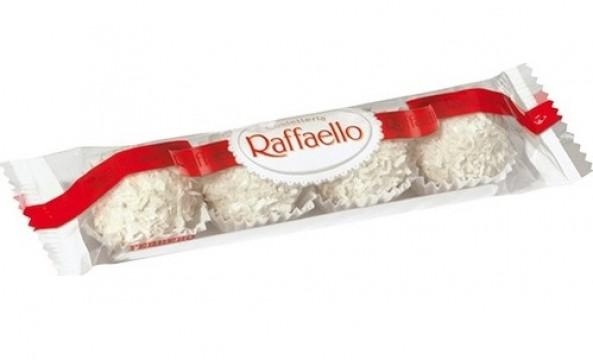 Raffaello Bademli Beyaz Çikolata Topları 4 lü
