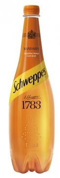Schweppes 1 Lt Mandalina Aromalı Gazlı İçecek