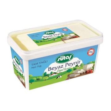 Sütaş Beyaz Peynir 1000 Gr