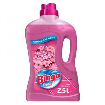 Bingo Fresh 2.5 Lt Pembe Düşler