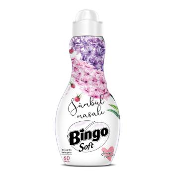 Bingo Soft Konsantre Yumuşatıcı 1440 ML Sümbül Masalı
