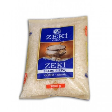 Zeki Gönen Baldo Pirinç 1 Kg
