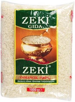 Zeki Osmancık Pirinç 1 Kg