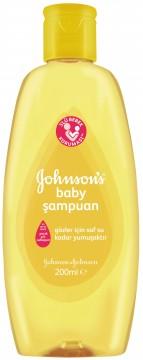 Johnson Baby Şampuan Normal 200 ML