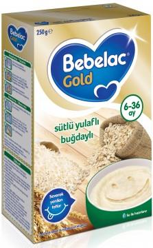 Bebelac Süt&Yulaf&Buğday Kaşık Maması 250 Gr