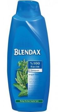 Blendax Isırgan Özlü Hacim Şampuanı 550 ML Kolay Kırılan Saçlar