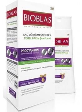 Bioblas Saç Dökülmesine Karşı Temel Bakım Şampuan 360 ML