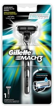 Gillette Mach3 Makina Yedeksiz