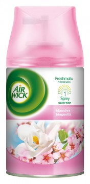 Airwick Freshmatic Yedeği 250 ML Manolya - AR3W