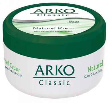 Arko Natural Krem 300 ML