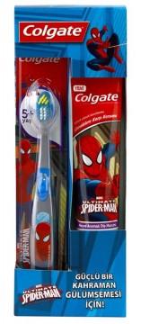 Colgate Smiles Çocuk Diş Macunu + Smiles Diş Fırçası