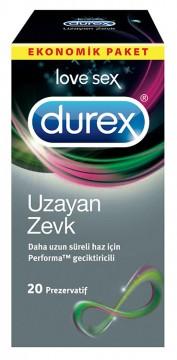 Durex Uzayan Zevk 12'li