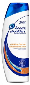 H&S Erkeklere Özel Saç Dökülmesine Karşı 2 in 1 Şampuan 500 ML