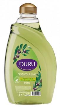 Duru Naturel Sıvı Sabun 1,8 Lt Zeytinyağlı