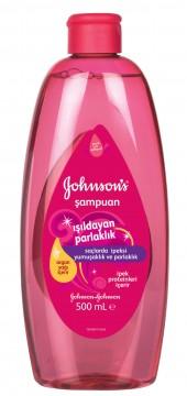 Johnson Baby Şampuan Işıldayan Parlaklık 500 ML