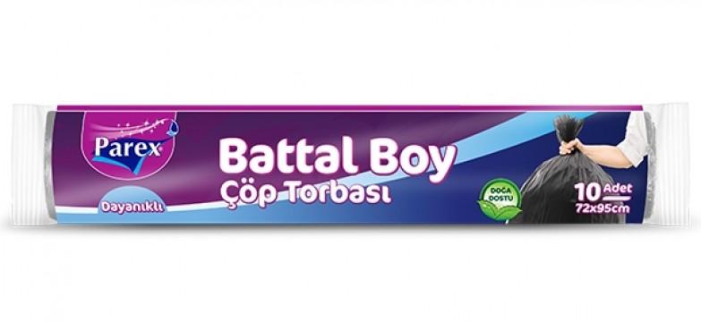 Parex Standart Çöp Torbası Battal Boy Çöp Poşeti