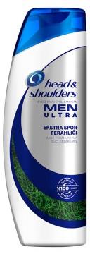 H&S Şampuan Men 500 ML Spor Ferahlığı