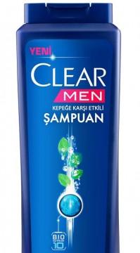 Clear Şampuan 550 ML Men Cool Sport
