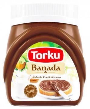 Torku Banada Kakaolu Fındık Kreması 700 Gr Cam