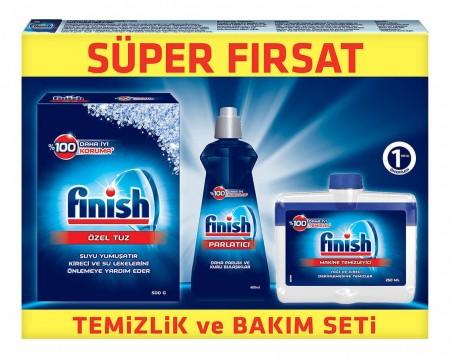 Finish Combopack Temizlik Seti
