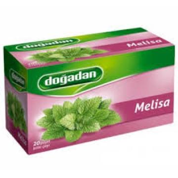 Doğadan Bitki Melisa Çayı 20 Adet