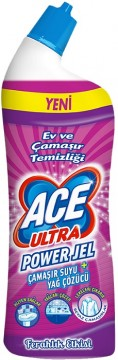 Ace Power Jel 750 ML Ferahlık Etkisi