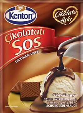Kenton Çikolata Aşkı Çikolatalı Sos 128 Gr