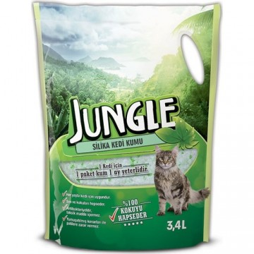 Jungle Silica Kedi Kumu 3,4 Lt