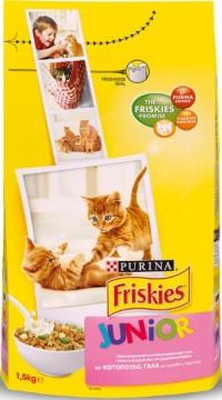 Friskies Yavru Kuru Kedi Maması 1,5 Kg