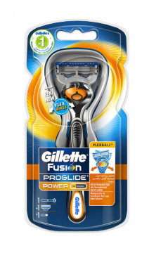 Gillette Fusion Proglide Flexball Power 1 Up Tıraş Makinesi