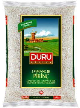 Duru 1 Kg Osmancık Pirinç