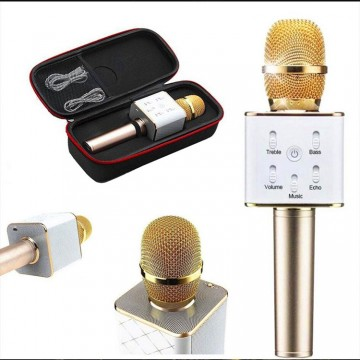 X Number Karaoke Mikrofon