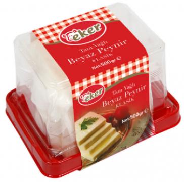 Eker Peynir 500 Gr Klasik