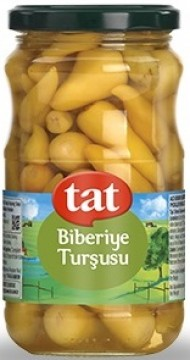Tat Turşu Biberiye 330 Cc