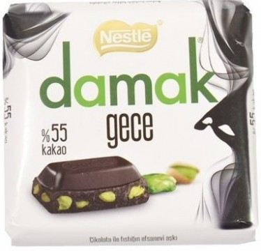 Nestle Damak 65 Gr Bitter Gece