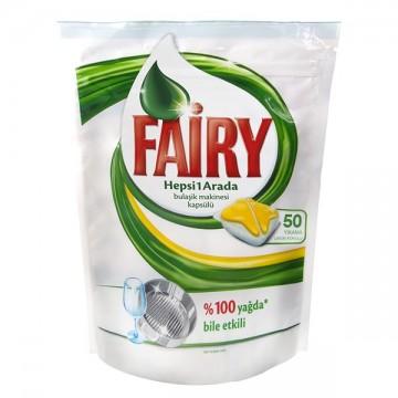 Fairy Kapsül 50 li Hepsi 1 Arada