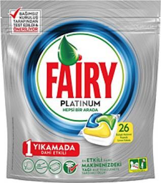 Fairy Kapsül Platinum 26'lı