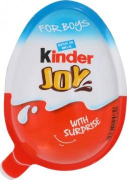Kinder Joy T1 Erkek
