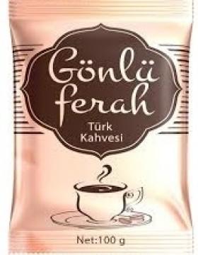 Gönlüferah Türk Kahvesi 100 Gr