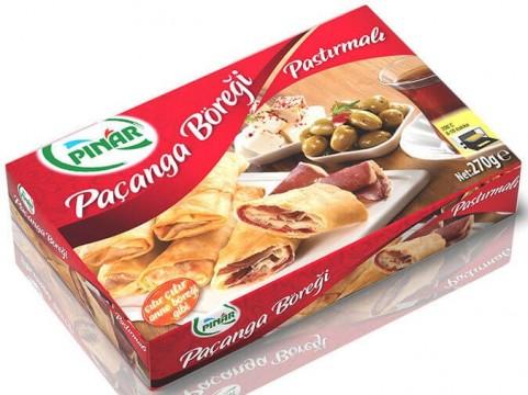 Pınar Donuk Paçanga Böreği 270 Gr