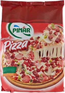 Pınar Donuk Pizza Eko 5 Li 800 Gr Karışık