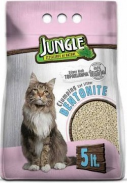 Jungle Kedi Kumu  Premium 5 Lt